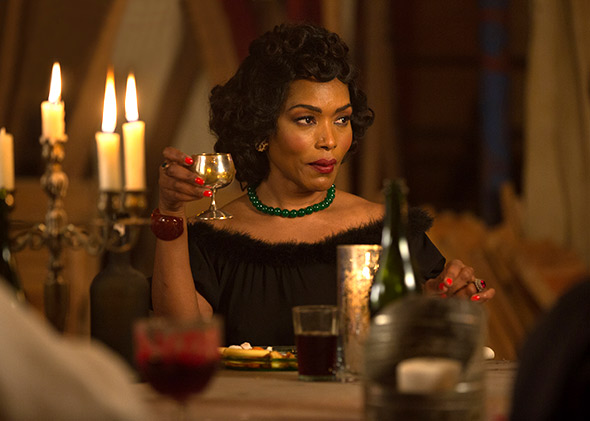Angela Bassett as Desiree Dupree.