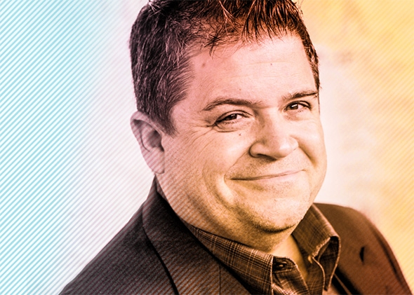 patton oswalt brother