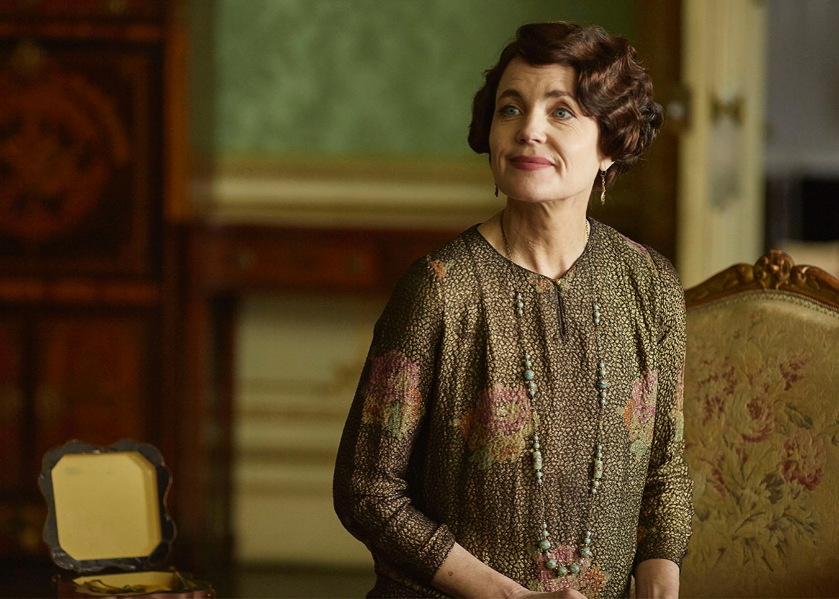 Downton Abbey Season 6 Episode 2.