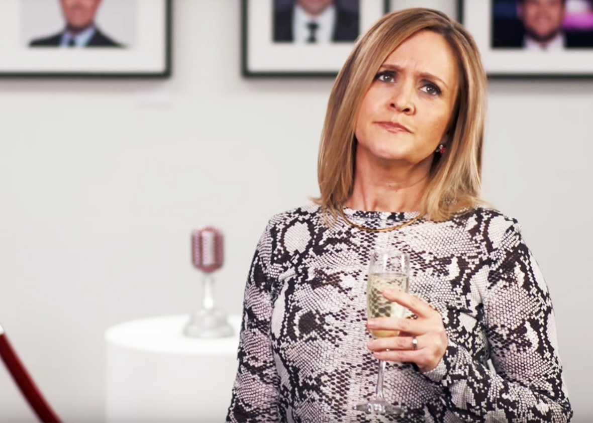 Samantha Bee Full Frontal.