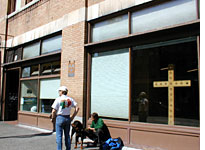 Union Gospel Mission, the Christian shelter down the block