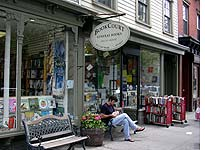 Book Court, my favorite bookstore