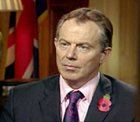 Whats That Flower On Tony Blairs Lapel