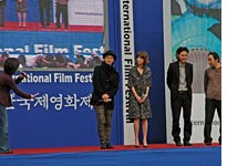 Asian cinema stars at the Pusan International Film Festival. Click image to expand.
