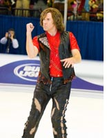 Will Ferrell in Blades of Glory. Click image to expand.
