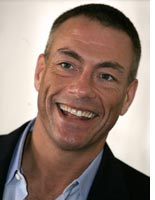 Jean-Claude Van Damme. Click image to expand.