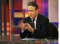 Jon Stewart on The Daily Show  Click image to expand.