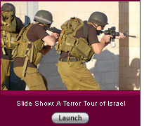 Click here for a slide show on Israel's Terror Tour.