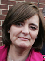 Cherie Blair. Click image to expand.