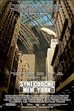 Synecdoche, New York movie poster.