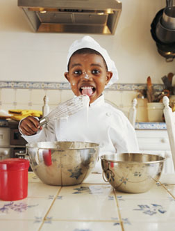 Child Chef. Click image to expand.