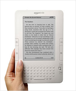 Amazon Kindle 2. Click image to expand.
