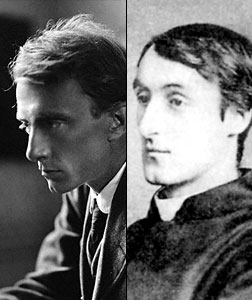 Edward Thomas and Gerard Manley Hopkins.