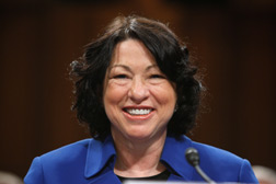 Sonia Sotomayor. Click image to expand.