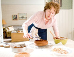 Meryl Streep as Julia Child in Julie & Julia. Click image to expand.