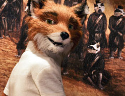 Fantastic Mr. Fox. Click image to expand.