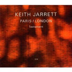 Keith Jarrett, Paris/London: Testament (ECM).