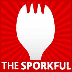 The Sporkful logo