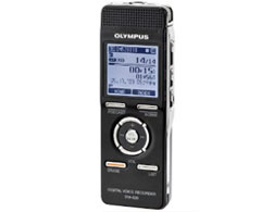 Olympus Digital Voice Recorder DM-520.