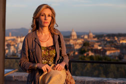 Julia Roberts as Elizabeth Gilbert in Eat, Pray, Love. Click image to expand.