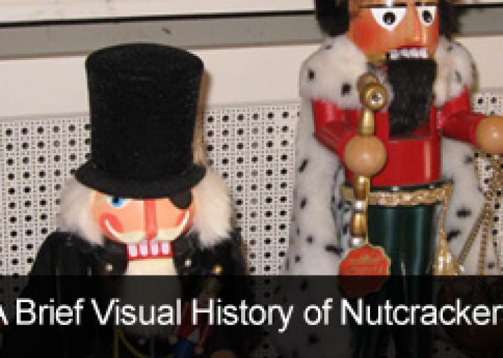 a brief history of nutcrackers - Nutcracker Christmas Decorations