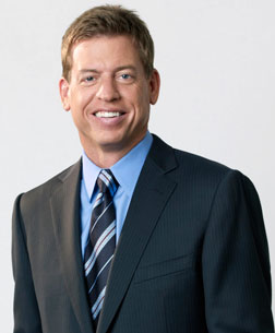 FOX Lead Analyst Troy Aikman.