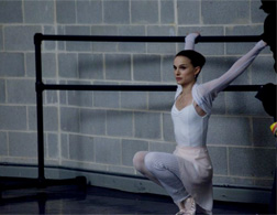 Natalie Portman in Black Swan.
