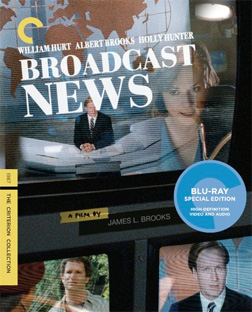 DVD 'Broadcast News.'