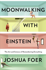 Moonwalking with Einstein book cover.
