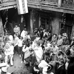 Dixie's Bar in New Orleans. Click to expand image.