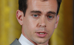 Jack Dorsey, Founder of Twitter and Square