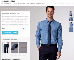 Get Paid To Design Clothes Online Indochino Shirts range from