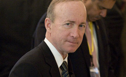 Mitch Daniels. Click image to expand.