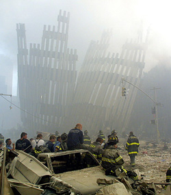 September 11, 2001. Click image to expand.