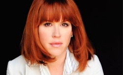 "Author of ""When It Happens To You"", Molly Ringwald."
