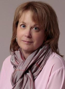 Author Tracy Thompson.