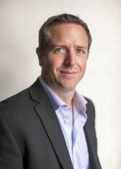 Author Hugh Howey.