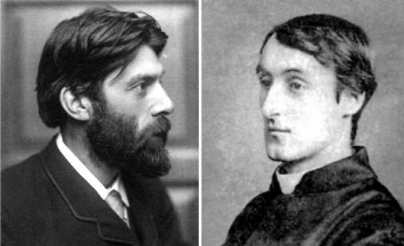 Robert Bridges and Gerard Manley Hopkins