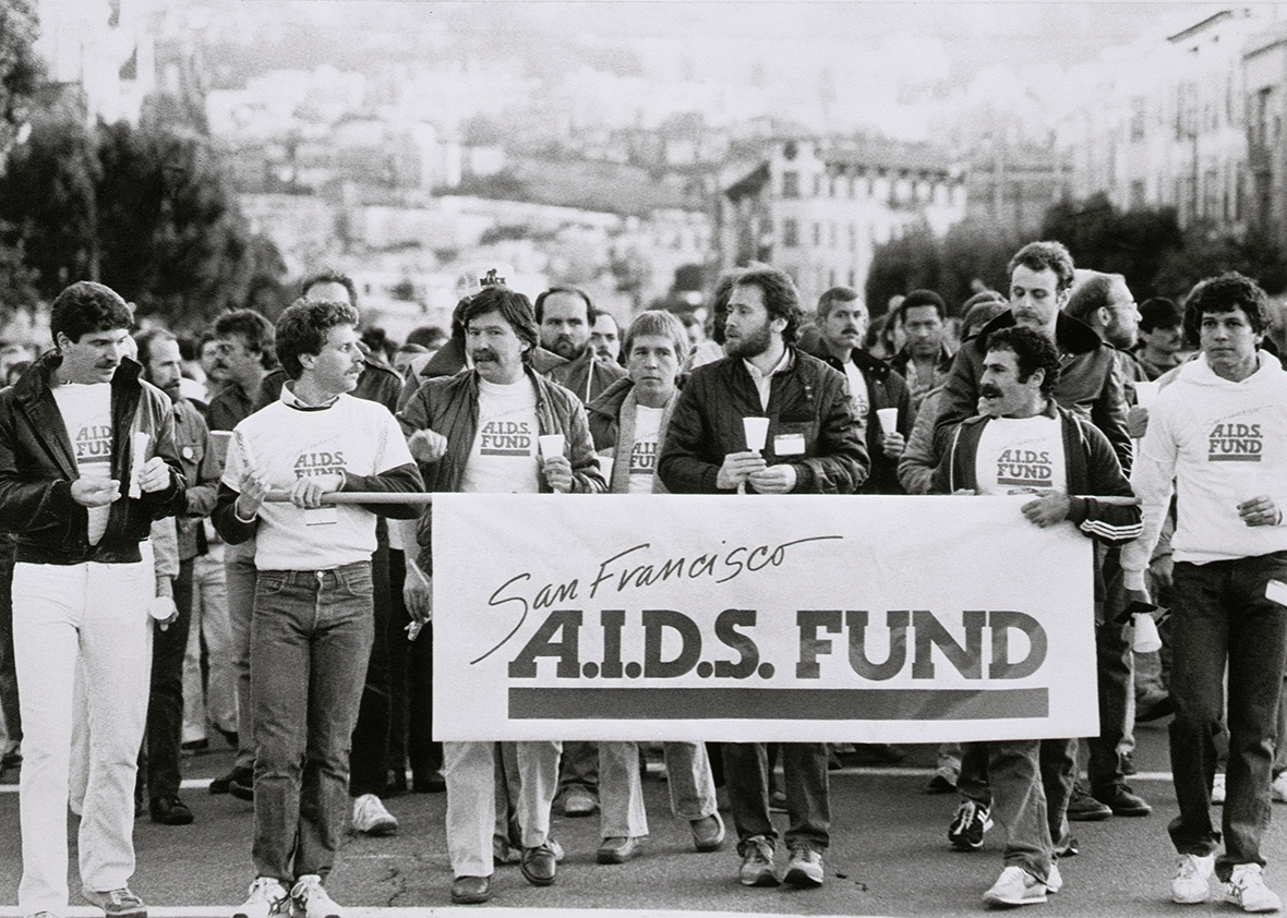 AIDS / San Francisco
