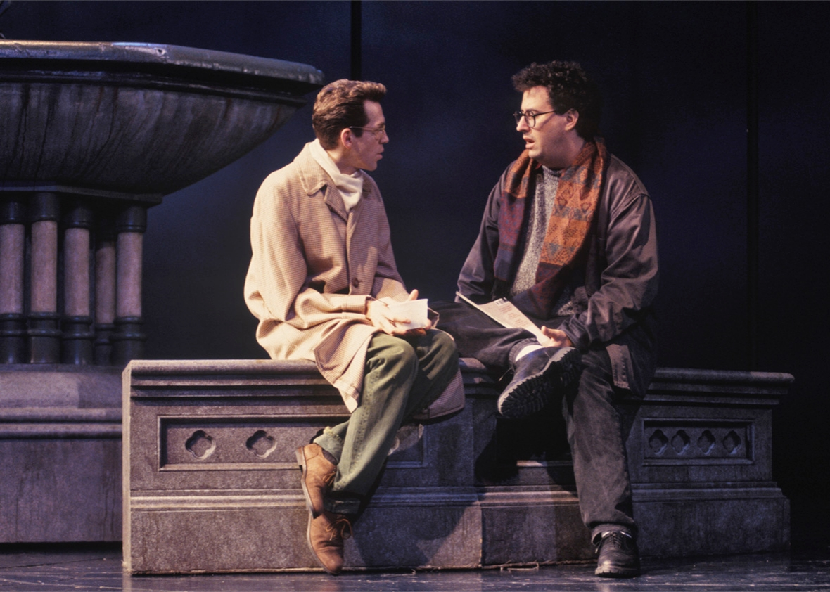 a296bc784c4dc Oral history of Tony Kushner s play Angels in America.