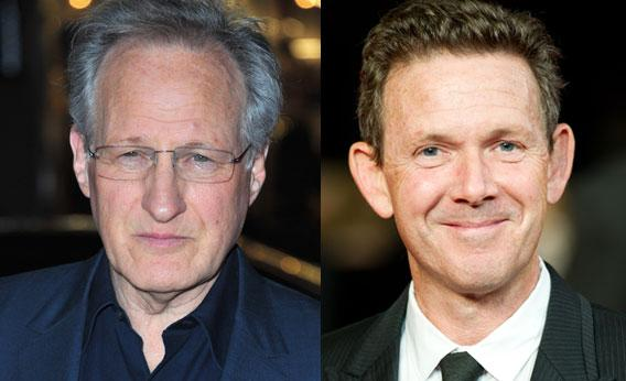 Michael Mann and John Logan.
