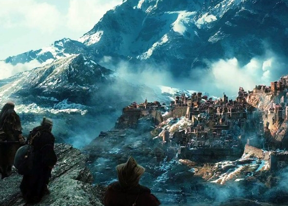 the hobbit and lord of the rings movies new zealand was the wrong