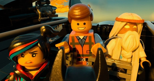 The Lego Movie (2014).