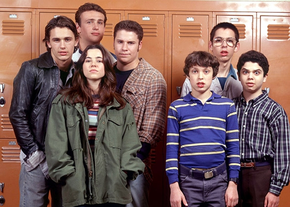 Freaks and Geeks.
