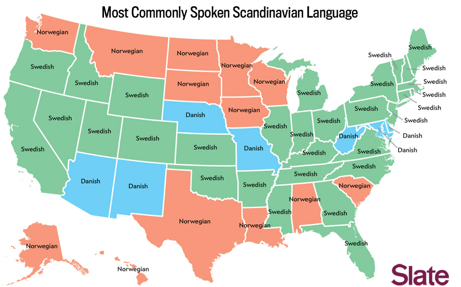 Language map whats the most popular language in your state cboxblattlanguagemap4 gumiabroncs Gallery