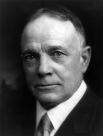 Billy Sunday.