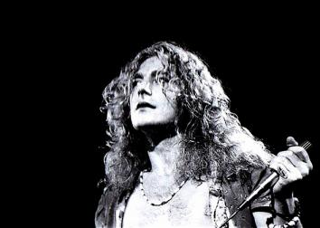 Robert Plant, Led Zeppelin.