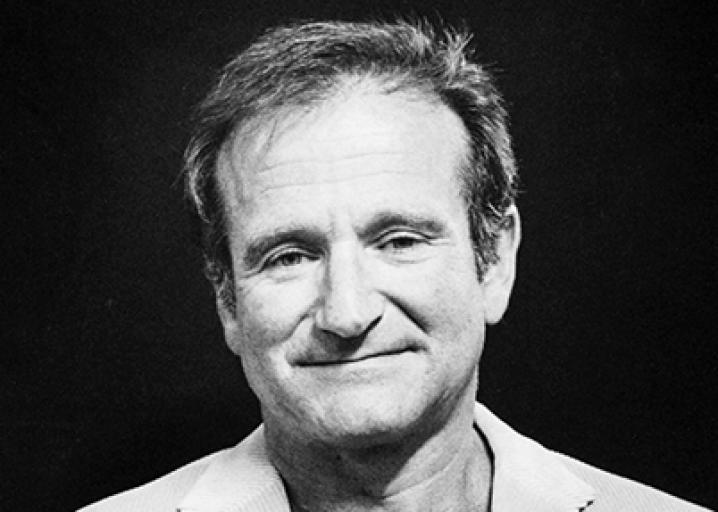 Robin williams stand up performances continue to inspire younger comics