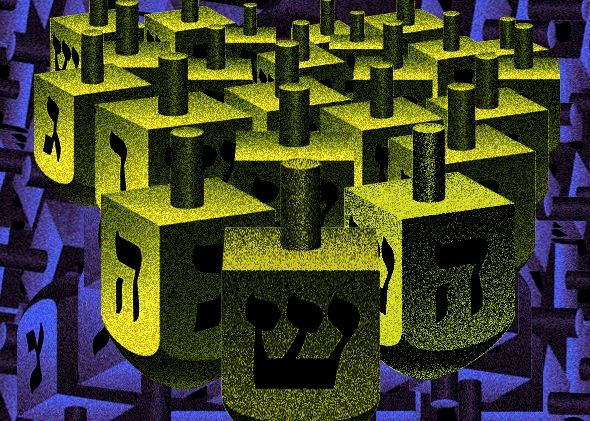 image relating to How to Play the Dreidel Game Printable named Tips of Dreidel: The Hannukah video game is path also gradual. Allows