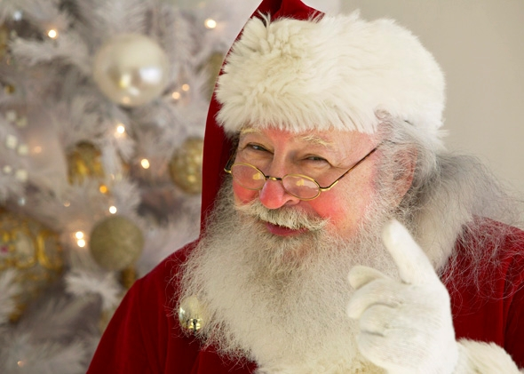 Santa the real pictures claus of